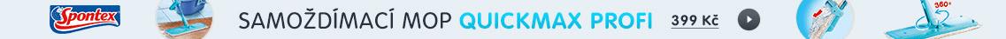 CZ Spontex Mop Quickmax Profi