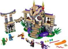 LEGO® NINJAGO Stupi u zmiju