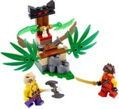 LEGO® NINJAGO zamka u džungli