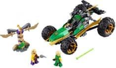 LEGO® NINJAGO Trkaći auto za džunglu