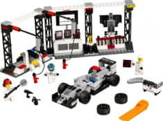 LEGO® Speed Champions: Servisni boks McLaren