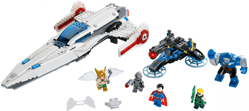 LEGO® Super Heroes 76028 Invaze Darkseida