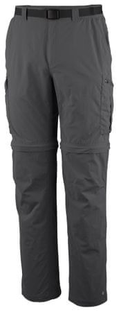 Columbia Silver Ridge Convertible Pant Long Grill 34