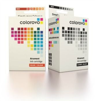 Colorovo 901-CL HP tintapatron, színes