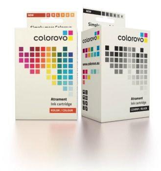 Colorovo 301-BK-XL HP tintapatron, fekete