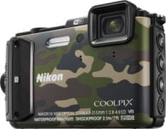 Nikon Coolpix AW130 Outdoor Kit Camouflage - II. jakost
