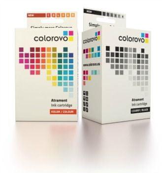 Colorovo 301-CL-XL HP tintapatron, színes