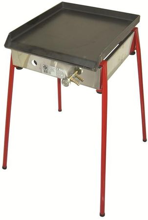 Gorenc plinski roštilj Classic 40 Stand, Fe ploča