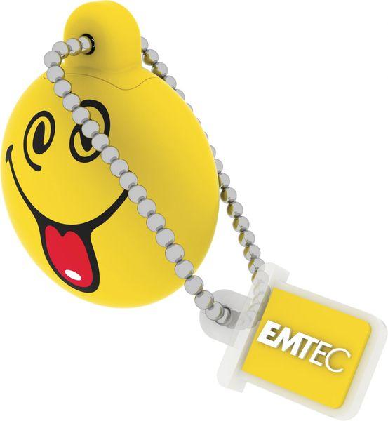 Emtec Smiley World Series 8GB USB 2.0 Silly