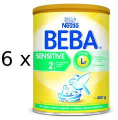 Nestlé BEBA Sensitive - 6 x 800g