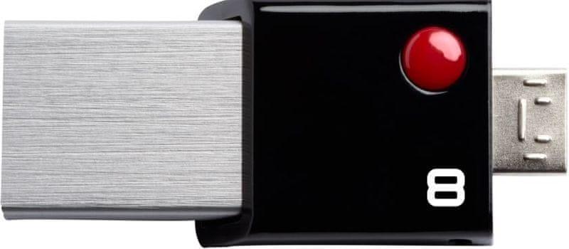 Emtec Mobile & Go S220 8GB USB 3.0 / microUSB OTG