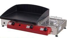 Gorenc plinski žar Gurman 80K Ambiente, Fe plošča - odprta embalaža