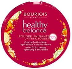 Bourjois puder w kompakcie Healthy Balance - 55 Dark Beige - 9 g