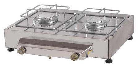 Gorenc kuhalnik RF 2 plin, brez nog, varovanje