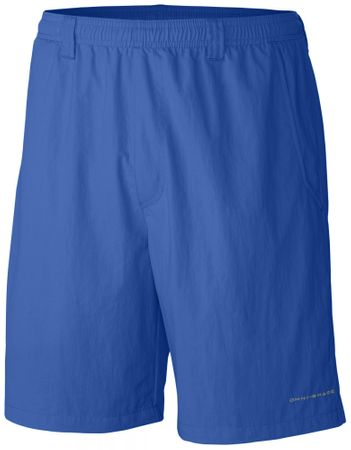 COLUMBIA Backcast III Water Short Vivid Blue S