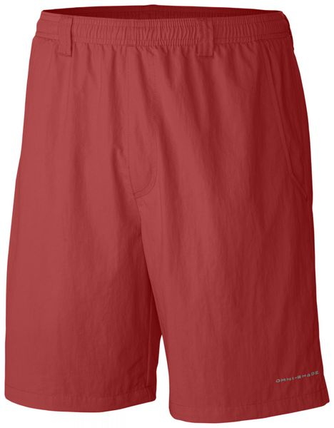Columbia Backcast III Water Short Sail Red S