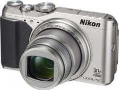 Nikon Coolpix S9900 + 8GB paměťová karta ZDARMA!