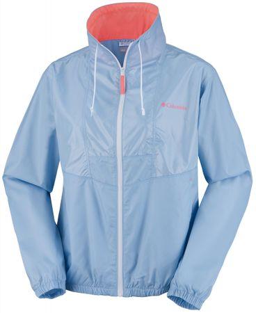 Columbia jakna Flashback, ženska, svetlo modra, S