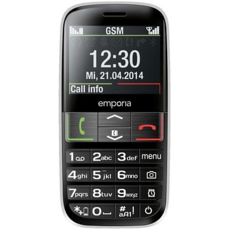 Emporia GSM mobilni telefon Euphoria