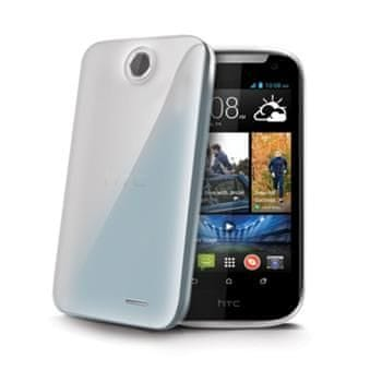 Celly tenký kryt Gelskin, HTC Desire 310, čirý