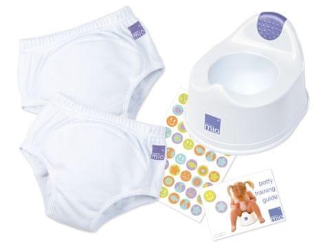 Bambinomio Učící sada - nočník + 2× učící kalhotky 11-13 kg