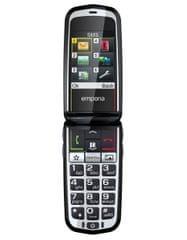 Emporia GLAM Mobiltelefon, Fehér