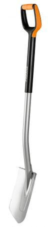 Fiskars szpadel Xact, ostry (L) - (131483)