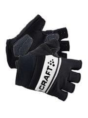 Craft moške kolesarske rokavice Classic, črne