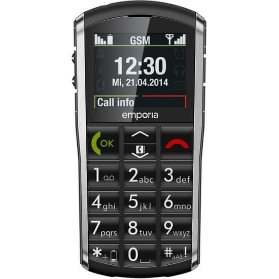 Emporia GSM telefon Emporia Pure