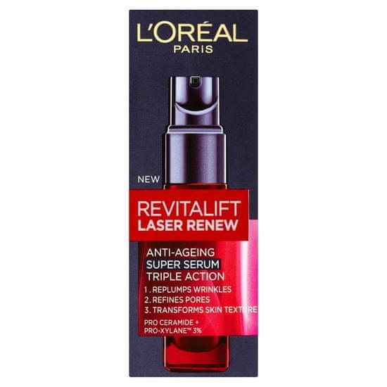 L'Oréal serum proti gubam Revitalift Laser X3, 30 ml