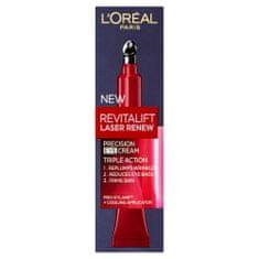L'Oréal krema za področje okoli oči Revitalift Laser Eye, 15 ml