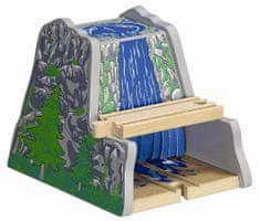 Maxim Tunel s vodopádom