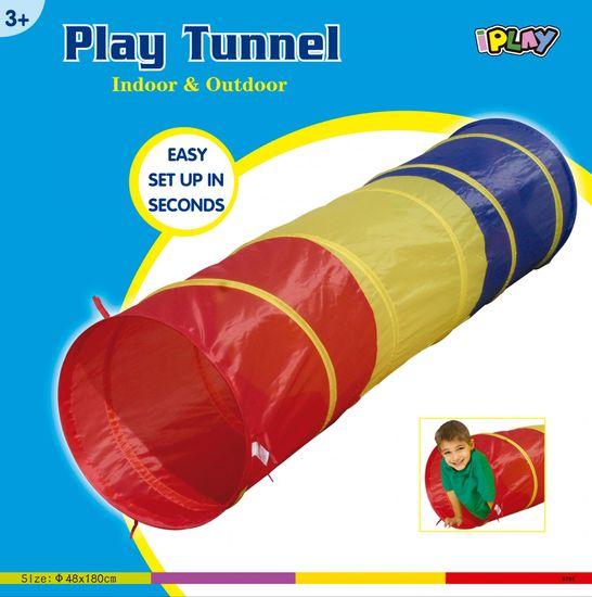 iPlay Kolorowy tunel