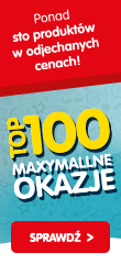 TOP 100 – Maxymallne okazje