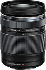 Olympus objektiv 14-150mm II, crn