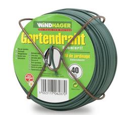 Windhager vrtna žica, gumirana, 40 m