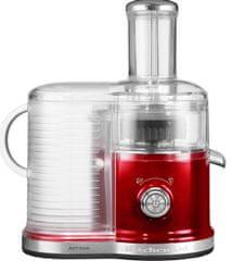 KitchenAid centrifugalni sokovnik KA5KVJ0333EER, rdeč