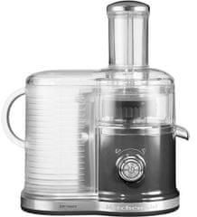 KitchenAid centrifugalni sokovnik KA5KVJ0333EMS, srebrn