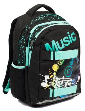 Karton P+P Anatomiczny plecak OXY ONE MUSIC