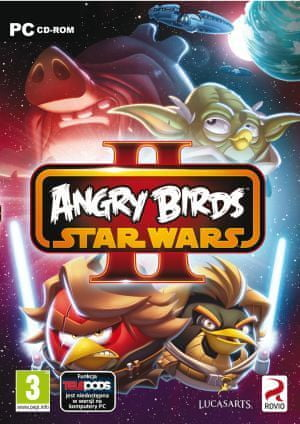 Lucas Arts Angry Birds: Star Wars II.  (PC)