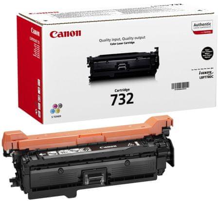 Canon CRG-732Bk - čierny