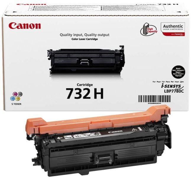 Canon CRG-732 H Bk - černý (6264B002)