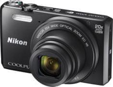 Nikon Coolpix S7000 + 8GB paměťová karta a pouzdro ZDARMA!