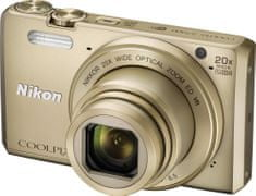 Nikon Coolpix S7000 + 8GB karta + pouzdro ZDARMA!