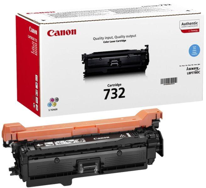 Canon CRG 732 C, azurový (6262B002)