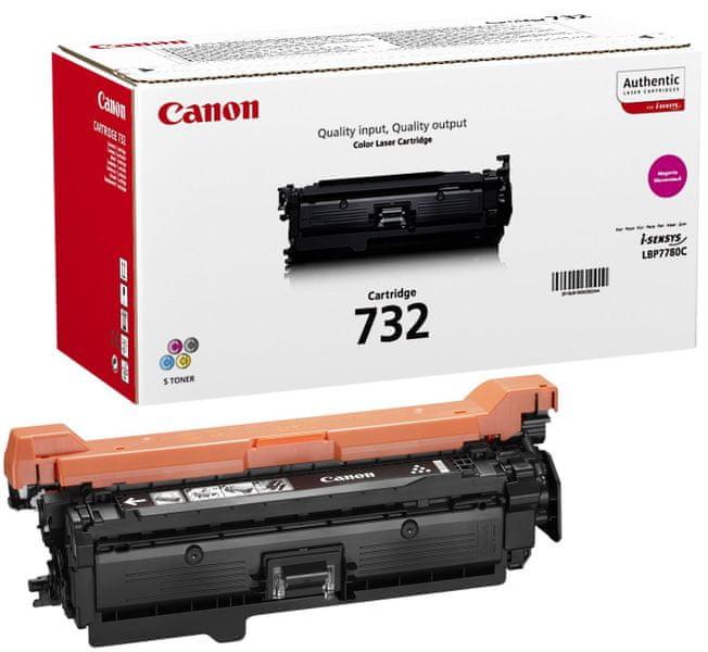 Canon CRG-732M - purpurový (6261B002)