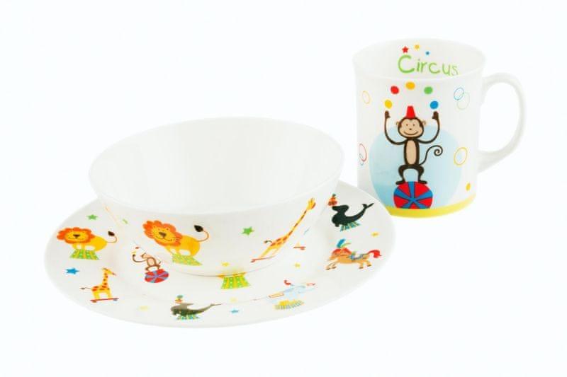 Maxwell & Williams Dětský jídelní set 3ks S9094