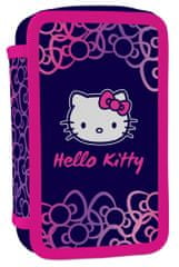 Karton P+P Piórnik piętrowy Hello Kitty