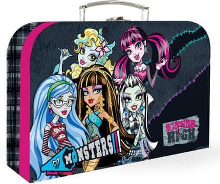 Karton P+P Monster High Kuferek kartonowy laminowany z rączką 35