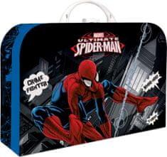 Karton P+P Spiderman Kuferek kartonowy z rączką 35